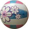 La taille officielle joue le volleyball en caoutchouc