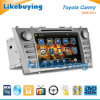 8 GPS van de Auto DVD van de duim voor Toyota Camry 2006 2007 2008 2009 2010 2011, FM/Am Radio, Bluetooth, Functie Aux