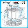 De badkamersplank van het Roestvrij staal van ABLinox
