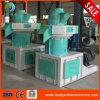 Máquina independiente de la granulación del diseño para la madera y la alimentación