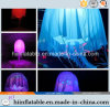 膨脹可能なSupplies、Party、Event、Stage DecorationのためのLED LightとのColorful Inflatable Jellyfish Ball 001