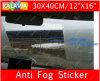 Auto Front Windshield Anti-Fog Film Car Anti Fog Sticker (^GG06)