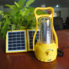 LED solar Lantern Camping Light con Charger