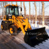1.0ton Articulated Mini Wheel Loader