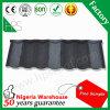 Kenia / Ghana / Nigeria / Tanzania caliente de la venta de materiales de construcción de piedra Coatd Paso Azulejos / metal Tejas