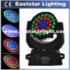 RGB 31のLED Wash Moving Head Light 37PCS*9W
