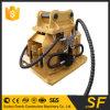 Peças de construção de compactador de placas para compactação de chapas de escavadeira