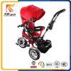 Младенец трицикла велосипеда 2016 детей с вращая оптовой продажей места