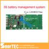3s 11.1V Lithium Ion Battery PCBA Assembling