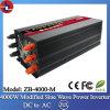 4000W 24V gelijkstroom aan 110/220V AC Modified Sine Wave Power Inverter