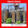 Chute en spirale Machine pour Tin