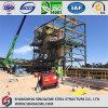 Структура стальной рамки для завода оборудования