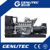 Générateurs insonorisés de la centrale 1000kVA avec l'engine de Perkins (4008TAG2A)