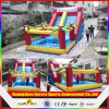 2016 film publicitaire Inflatable Jungle Water Slide, Water Park Slides, Big Slide avec de l'eau Pool