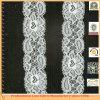 의복 부속품 탄력 있는 레이스에 의하여 뜨개질을 하는 자카드 직물 나일론 탄력 있는 레이스