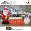 Décoration gonflable populaire chaude de Noël, ornement de Noël