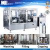 Embotellamiento mineral/puro del agua/maquinaria de relleno
