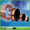 Alambre de soldadura Er70s-6, acero del Special de Weifang del alambre del blindaje del gas