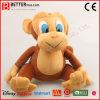 子供のための詰められたプラシ天の動物猿の柔らかいおもちゃか子供または赤ん坊