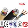 cabo blindado ou Unarmoured do Swa 0.6/1kv da corrente eléctrica