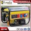 4 des Anfall-6.5HP elektrischer Anfang Benzin-des Generator-2.2kw