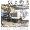 Línea de reciclaje plástica inútil máquina de la producción de la película del PE que se lava