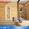 Дверь ванной комнаты металла энергии дизайна интерьера эффективная для строительного материала