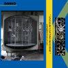 Máquina de la vacuometalización de la farfulla y de la evaporación del magnetrón de las ruedas de coche