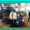 Macchina per fabbricare i mattoni diesel Qt4-30 in Ruanda