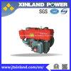 4-Stroke motor diesel refrescado aire horizontal Jr175A para la maquinaria