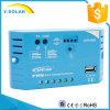 Регулятор 12V/24V Aotu обязанности Epever 30A PWM солнечный с поручать USB солнечный