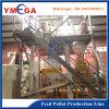生産の工場大きサイズの家畜の供給処理の製造所を完了しなさい