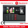 a-C121熱い販売の生物測定の指紋RFIDのカードの学校の時間出席