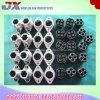 Piezas que muelen de acero de aluminio del acero inoxidable del CNC/prototipos rápidos