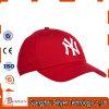 Крышка шлема вышивки бейсбола хлопка Flexfit V-Flexfit приспособленная Twill