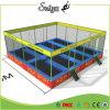 Popular interior Equipamiento para gimnasia trampolín de rebote Parque gimnasia rítmica con Ce Aprobar para Adultos