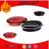 Enamelware oval de los utensilios de cocina del asador del esmalte de Sunboat