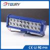 4D 9inch LED 모는 빛 54W 크리 사람 LED 표시등 막대