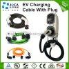 зарядный кабель 63A 2*6+8+2*18AWG 1phase EV для электрического автомобиля корабля