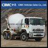 Caminhão 6X4 do misturador de Isuzu Qingling Vc46