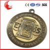 Medaille van het Metaal van het Ontwerp van de douane de de Vrije/Leverancier van de Medaille