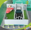 Высокое гальванизированное Strengh оборудование Piggery хавроньи клетей Swine порося