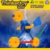 O teste padrão obstrui brinquedos educacionais de DIY para a escola