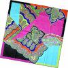 Шарф повелительницы Способа напечатанный Paisley квадратный Silk (HC1315-2)