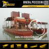 Il macchinario elaborare minerale del minerale metallifero dell'oro rimuove il separatore magnetico dell'oro del ferro