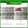 Collants adhésifs Eau-Sensibles d'étiquettes de téléphone mobile/téléphone cellulaire