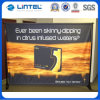 Pop pliable vers le haut Banner Stand Adjustable Fabric Display (LT-21)