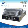 Fabricante profesional cortador de papel (WD-3202E) A4 de papel preciso de corte de la máquina