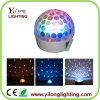 Mini Witte LEIDENE van de Huisvesting RGBW 3W Magische Bal