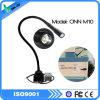Indicatore luminoso del punto di CNC LED di Onn M10A 24VAC con il prezzo della Cina dell'indicatore luminoso della macchina di Gooseneck del metallo